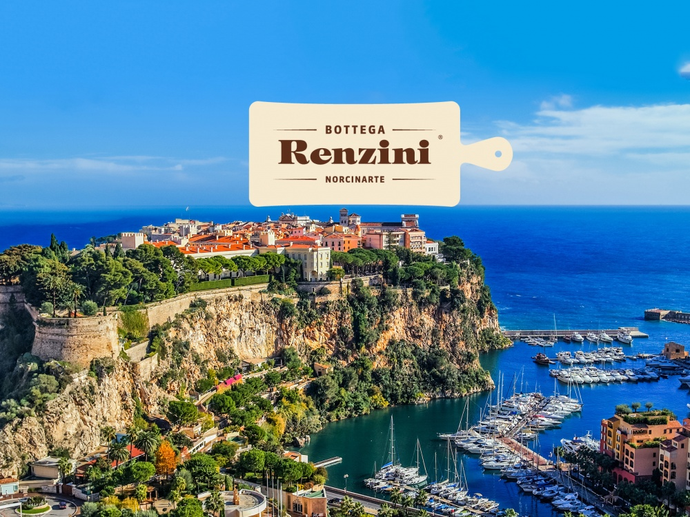 Bottega Renzini a Monte-Carlo